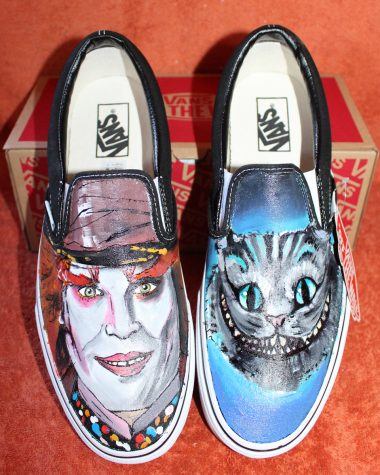 vans scarpe personalizzate