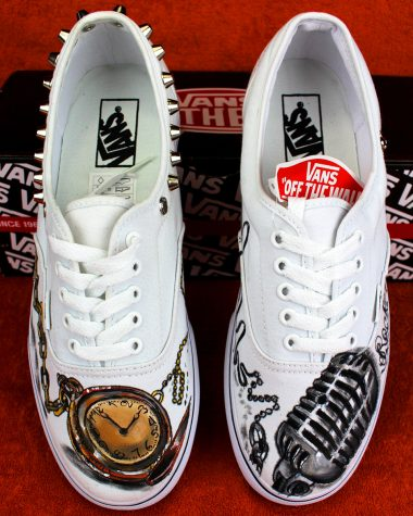 "Era ""clock Rock Era Vans And Vans And ""clock eWEIH9Y2D"