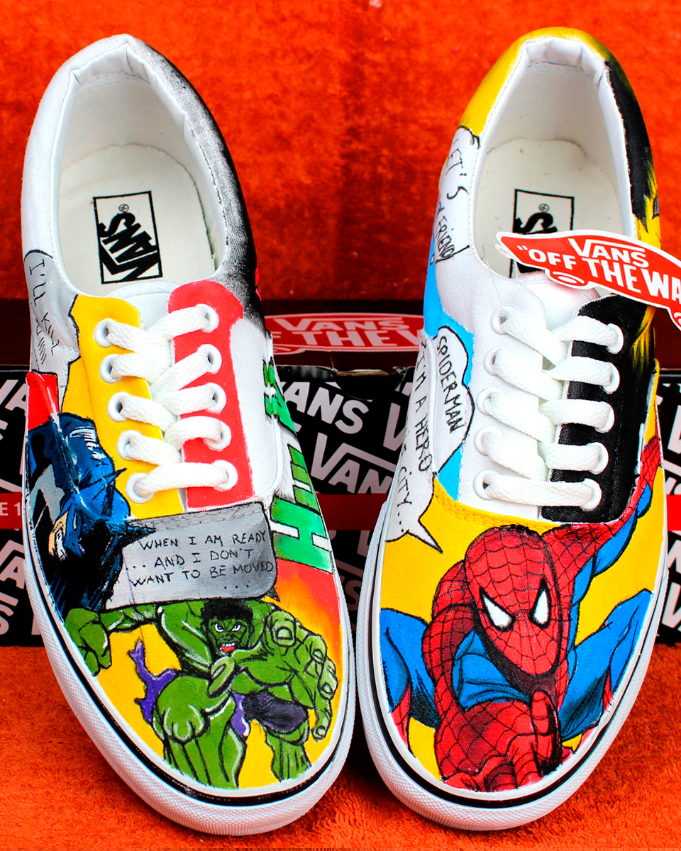 vans personalizzate