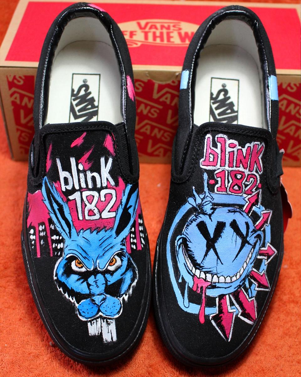 scarpe vans personalizzate